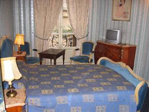 Chambre Hôtel Chalgrin Paris
