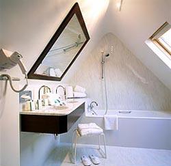Salle de bain Hôtel Montfleuri Paris
