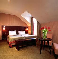 Chambre Hôtel Montfleuri Paris