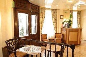 Réception Hôtel Ambassade Paris