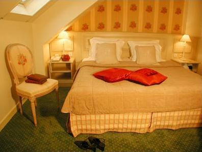 Chambre Hôtel Résidence Bassano Paris