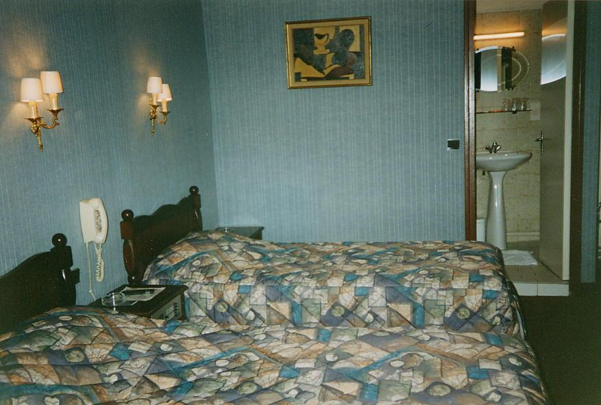 Chambre Hotel de Senlis Paris