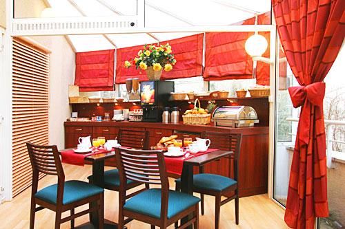 Petit déjeuner Classics Hôtel Paris Porte de Versailles