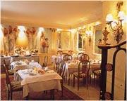 Salle petit déjeuner Les Jardins du Trocadéro