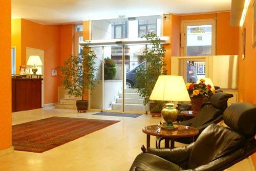 Réception Classic Hôtel Parc des expositions