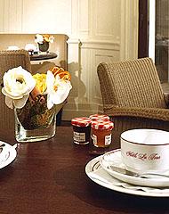 Petit déjeuner Hôtel Trocadéro la Tour Paris