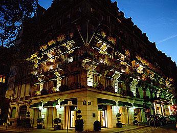 Baltimore Sofitel Demeure Hôtel Paris