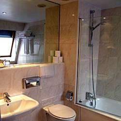 Salle de bain Hôtel Villa des Ternes Paris