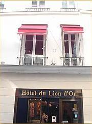 Hôtel du Lion d'Or