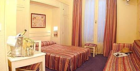 Chambre Hotel de Suez Paris