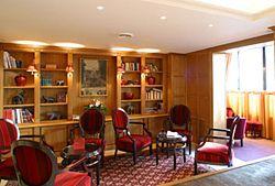 Salon Hôtel Villa des Ternes Paris
