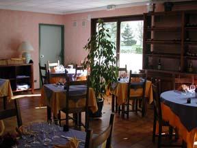 Petit déjeuner Hôtel Restaurant Kyriad  Colombes