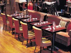 Salle petit déjeuner Hôtel Le Méridien Etoile Paris