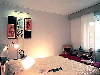 Chambre Hôtel Mercure Paris La Défense Nanterre