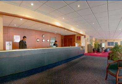 Réception Hôtel Itinéraires Nanterre