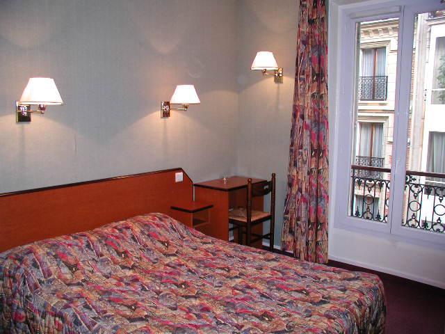 Chambre Hôtel du Brésil Paris