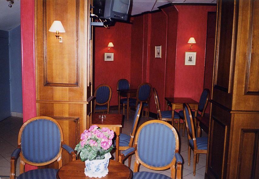 Salle petit déjeuner Hôtel du Brésil