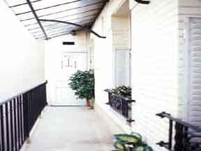 Façade Hotel Jardins de Paris Boulogne