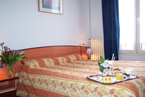 Chambre Hotel Le Quercy Boulogne