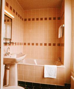 Salle de bain Hôtel du Collège de France