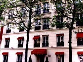 Hôtel Pereire Arc de Triomphe Paris