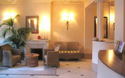 Réception Hôtel Etoile Péreire Paris