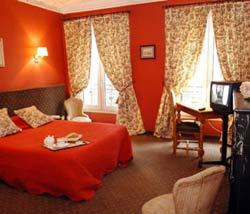 Chambre Hôtel Excelsior Paris