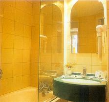 Salle de bain Hôtel Villiers Etoile Paris