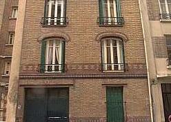 Façade Hotel La Formule Economique Boulogne