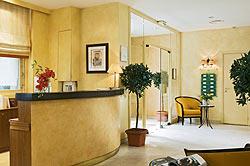 Réception Hôtel Régina Boulogne