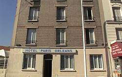 Hotel Paris Orléans Montrouge