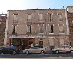 Hotel Le Florus Montrouge