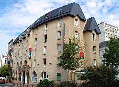 Vue exterieure Hotel Ibis Issy les Moulineaux