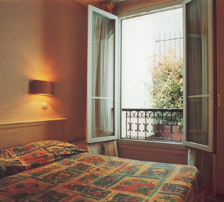 Chambre Hôtel Stella Paris