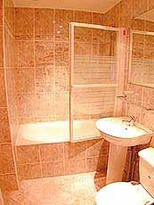 Salle de bain Hôtel Minerve Paris