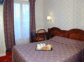 Chambre Hôtel Minerve Paris