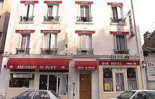 Le Pacific Boulogne Billancourt