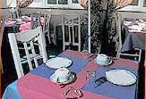Salle de petit déjeuner Le Relais de Clamart