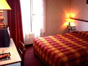 Chambre Hotel Astor Suresnes