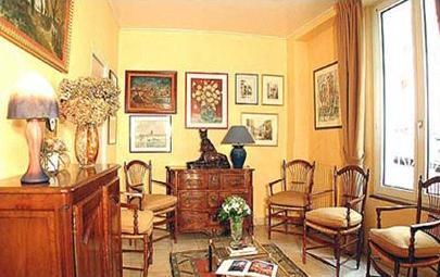 Salon Hôtel des Arts Paris