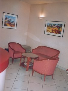 Salon Hôtel du Puy de Dôme Paris