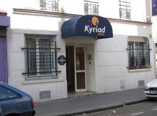 Hôtel Kyriad Paris XVIII Clignancourt