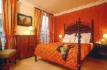 Chambre Au Relais Saint Jacques Paris