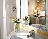 Salle de bain Terrass Hôtel Paris