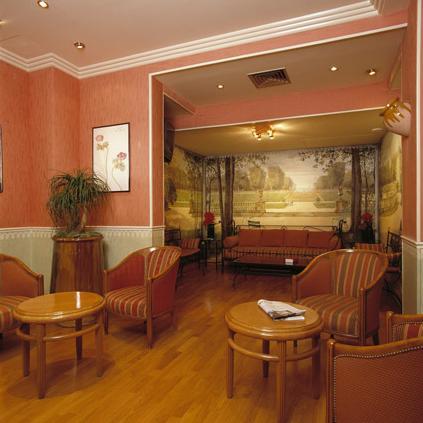 Salon Grand Hôtel Moderne Paris