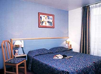 Chambre Comfort Hôtel Lamarck Paris