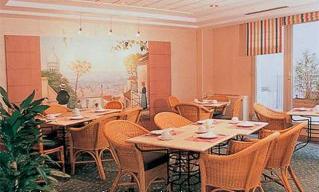 Salle petit déjeuner Holiday Inn Paris Montmartre