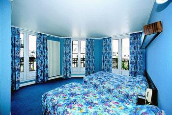 Chambre Hôtel Home Latin Paris