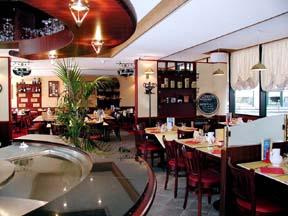 Réception Hôtel Kyriad La Villette Paris