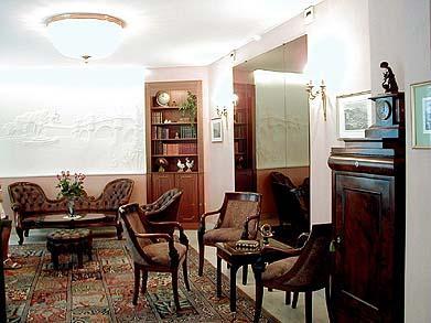 Salon Hotel Ducs de Bourgogne